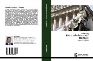 Pierre Tifine, Droit administratif français, 2de édition