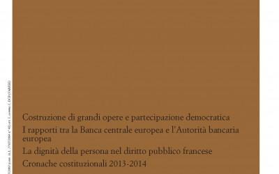 La cauta affermazione della dignità della persona nel diritto pubblico francese
